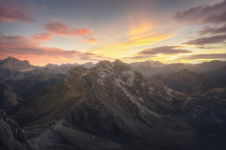 La montagne du destin