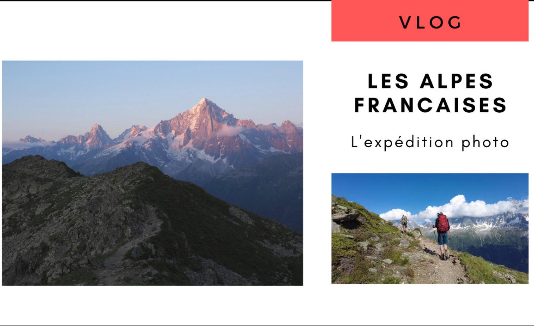 Plongez au coeur d'une expédition photo dans les Alpes Françaises